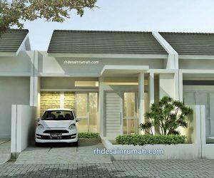 Desain Rumah Type 36 sederhana minimalis 1 lantai