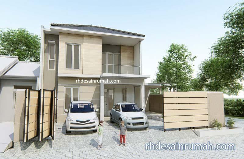 Ventilasi Rumah Minimalis 2 Lantai  rumah minimalis sederhana hiasan granit rhdesainrumah
