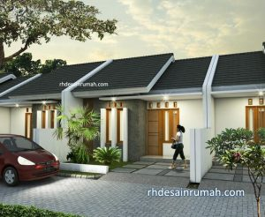 Read more about the article Desain Rumah Sederhana Minimalis Type 36 Menarik