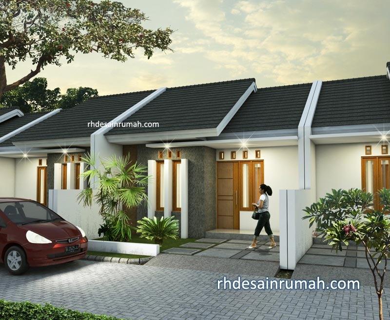 Desain Rumah Sederhana Minimalis Type 36 Menarik