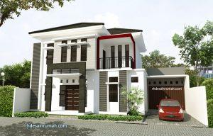 Read more about the article Desain Rumah Modern Elegan di Surabaya