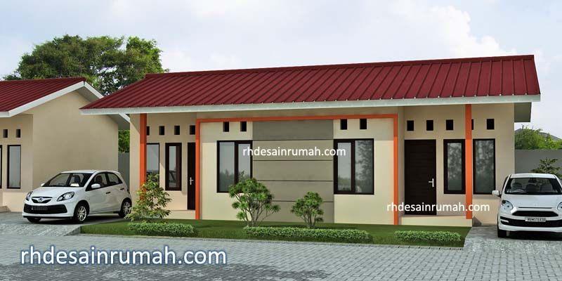 desain perumahan subsidi di papua