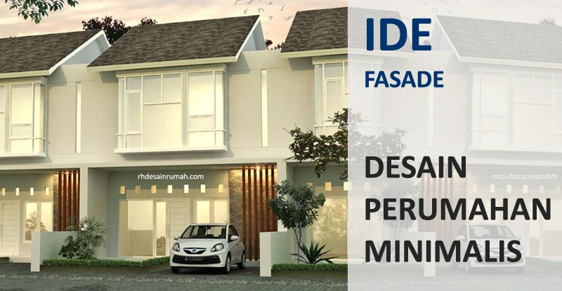 Read more about the article Desain Perumahan Minimalis