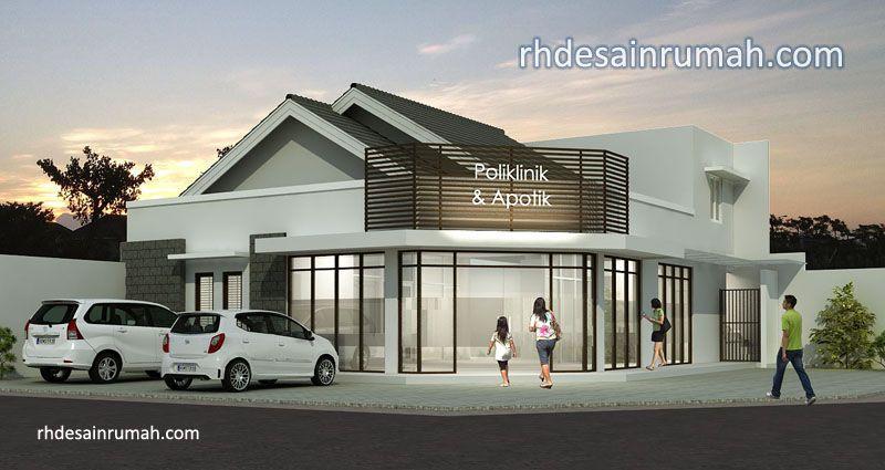 Desain Klinik dan Apotek di Jakarta