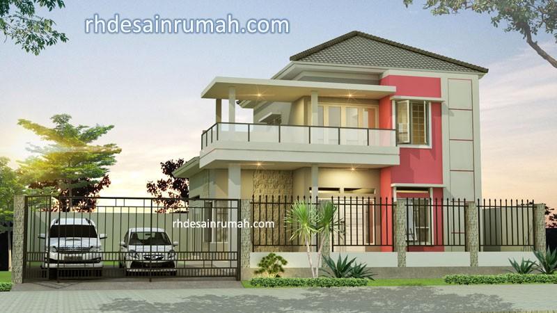 jasa desain rumah Palu
