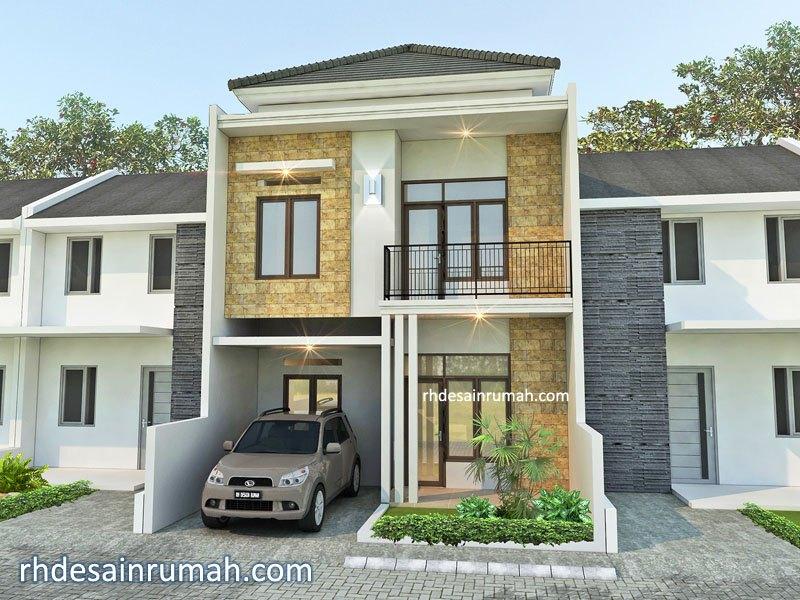 jasa desain rumah Bontang
