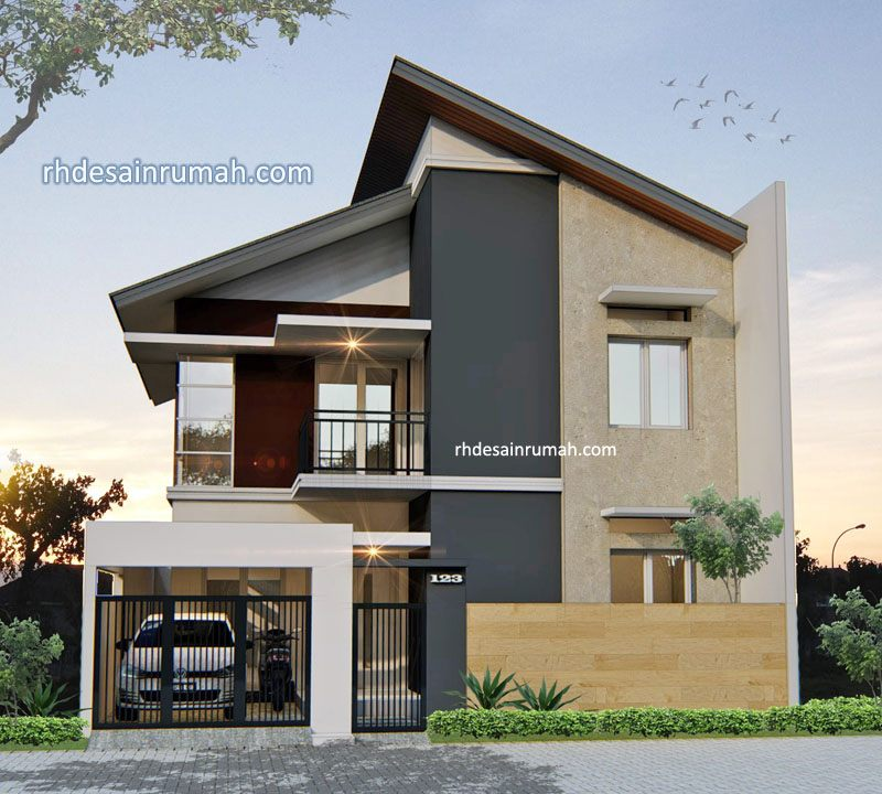 jasa desain rumah Samarinda