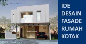 Read more about the article Desain Rumah Kotak Minimalis Modern