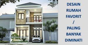 Read more about the article Desain Rumah Yang Paling Banyak Diminati