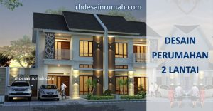 Read more about the article Desain Perumahan 2 Lantai