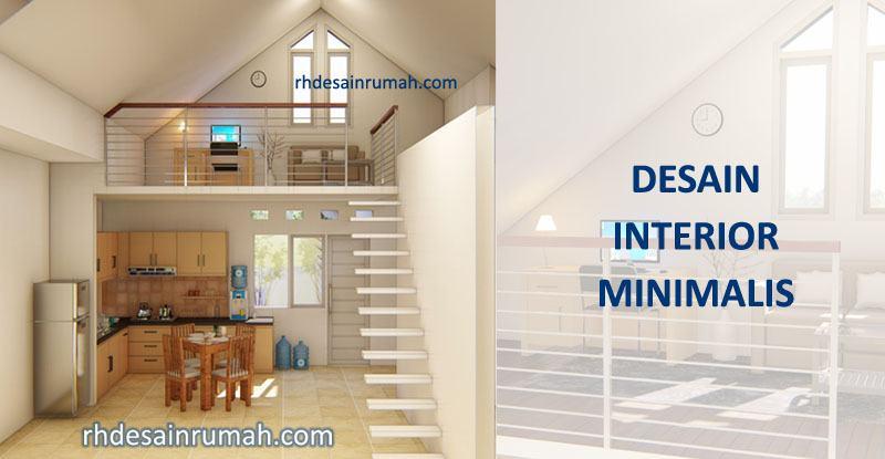 Desain Interior Rumah Konseptual