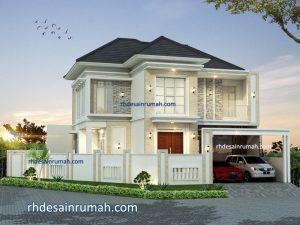 Read more about the article Desain Rumah Dengan Balkon