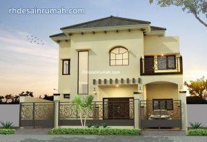 Read more about the article Desain Rumah Dengan Pilar Rekomendasi Kami