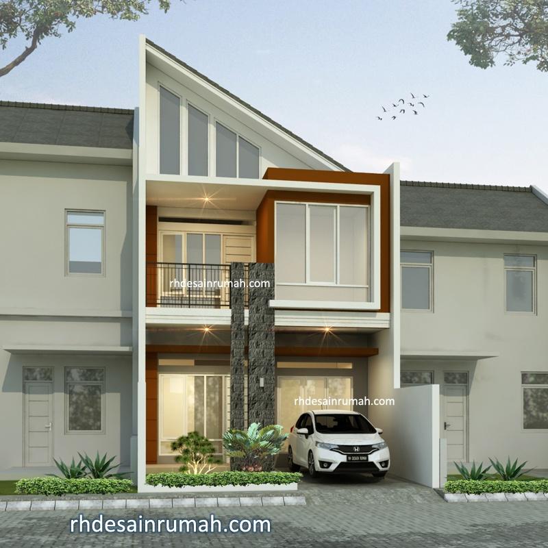 Read more about the article Desain Rumah Minimalis Atap Miring Kesamping