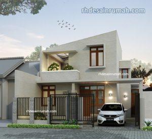 Read more about the article Desain Rumah 8×15 Sederhana Modern