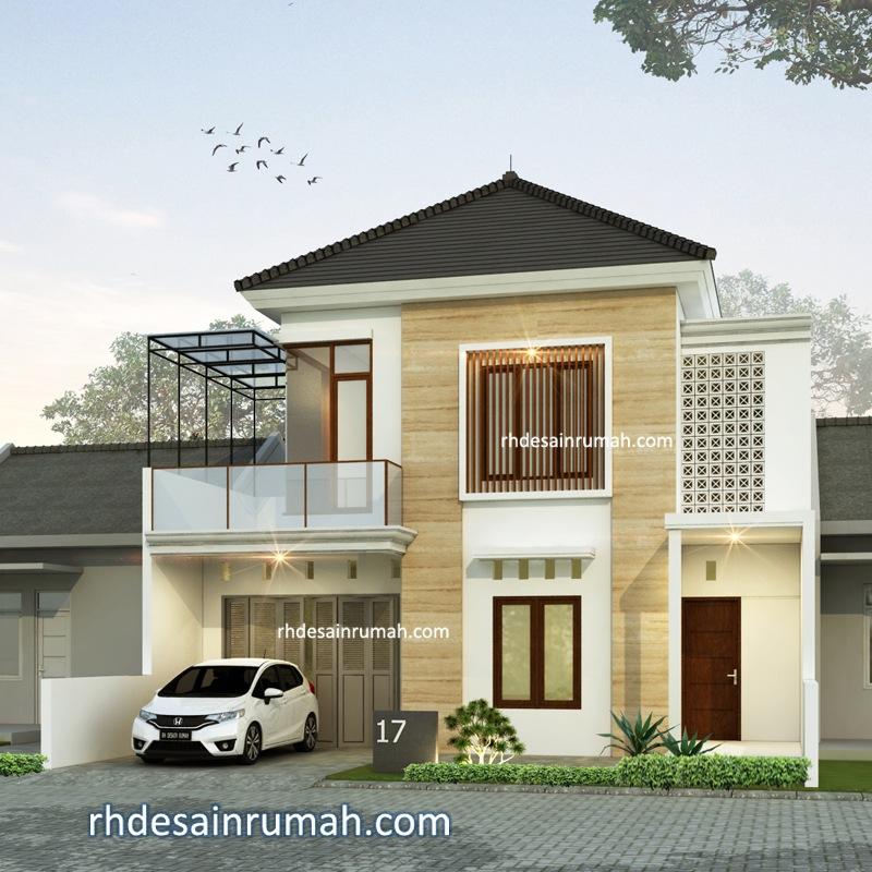 Read more about the article Desain Rumah Dengan Garasi Pintu Lipat / Folding