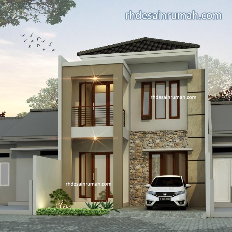 Jasa Desain Rumah Belitung Online