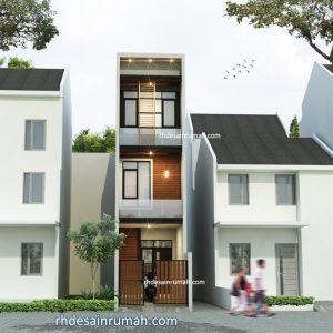 Read more about the article Desain Rumah dengan Railing Balkon Kaca
