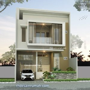 Desain Rumah Split Level Mewah Elegan