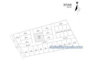 Gambar Siteplan 2D