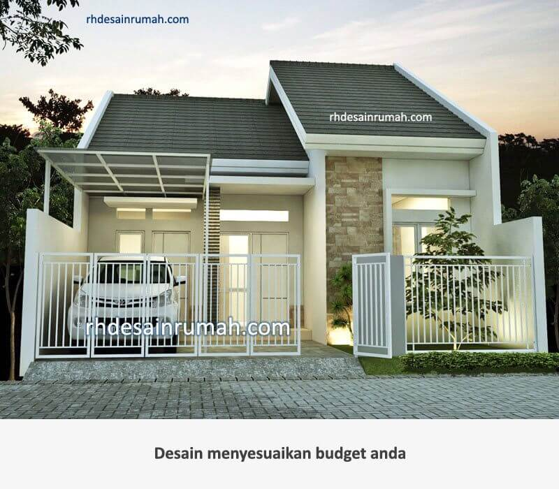 Jasa Desain Rumah RHDesainRumah 4